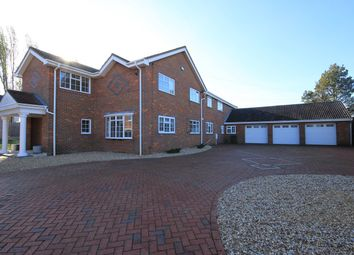 Thumbnail 5 bed detached house to rent in Flitton Road, Pulloxhill, Bedford