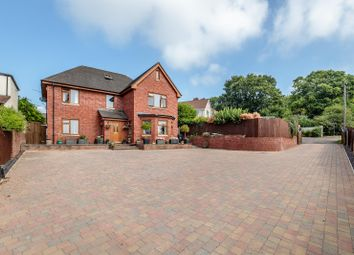 Thumbnail 5 bed detached house for sale in Highfield Road, Lydney