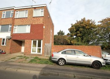 Thumbnail 3 bedroom end terrace house for sale in Havengore Avenue, Gravesend, Kent