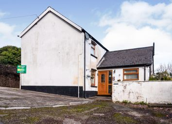 Thumbnail 3 bed cottage for sale in Lewis Street, Abersychan, Pontypool