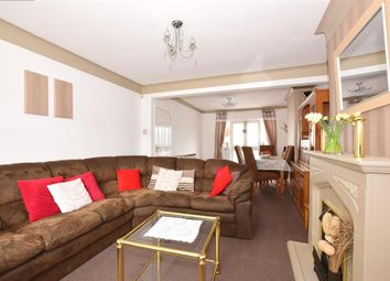 Thumbnail 3 bed semi-detached house for sale in Old Road East, Gravesend, Kent