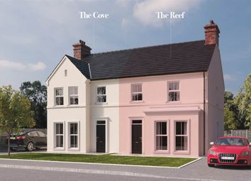 Thumbnail 3 bedroom semi-detached house for sale in 11, Hartley Hall, Greenisland