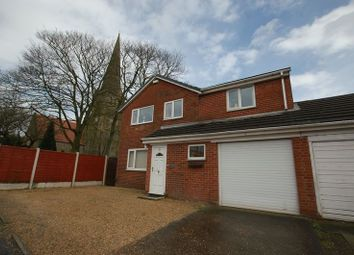 Thumbnail 4 bedroom detached house to rent in Bridge Street, Radcliffe, Manchester