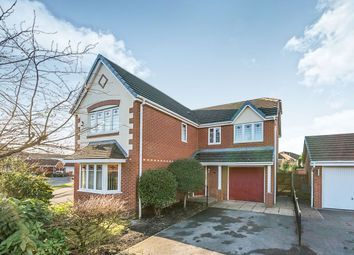 Thumbnail 4 bed detached house to rent in Anemone Way, Bold, St. Helens
