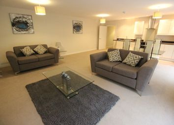 Thumbnail 2 bed flat to rent in Cambrian House, Old School Lane, Graigwen, Pontypridd