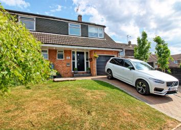 Thumbnail 4 bed semi-detached house for sale in Fairfield, Buntingford