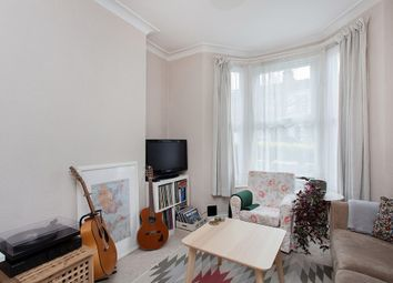 Thumbnail 1 bed flat to rent in Crewys Road, London
