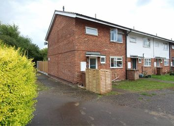 Thumbnail 3 bed end terrace house for sale in Canberra Close, Chelmsford, Essex