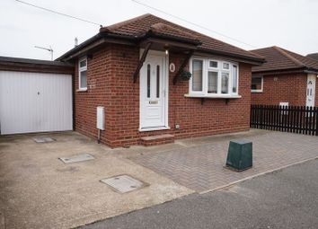 Thumbnail 1 bed detached bungalow for sale in Waarden Road, Canvey Island