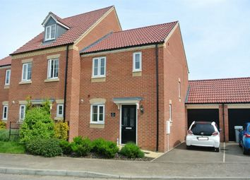 Thumbnail 2 bed detached house for sale in 17 Newmarket Avenue, Bourne, Lincolnshire