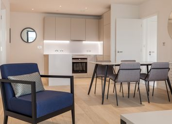 Thumbnail 1 bed flat to rent in Exhibition, Way, London