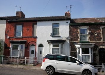 Thumbnail 2 bed terraced house for sale in Argyle Street South, Tranmere, Birkenhead