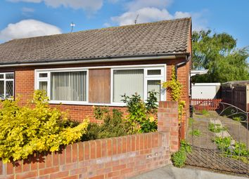 Thumbnail 2 bed semi-detached bungalow for sale in Bluefield Close, Hampton