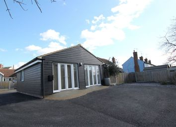 Thumbnail 1 bed detached house to rent in Church End, Dunmow, Essex