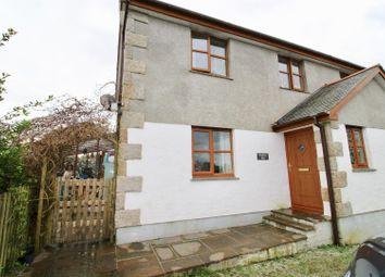 Thumbnail 3 bedroom semi-detached house to rent in Drym Road, Nancegollan, Helston