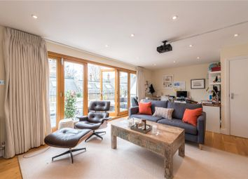 Thumbnail 3 bed mews house for sale in Queens Mews, London