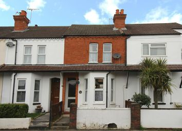 Thumbnail 2 bed terraced house for sale in Belle Vue Road, Aldershot