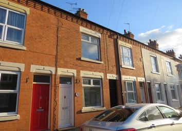 Thumbnail 2 bedroom terraced house to rent in Dunton Street, Leicester