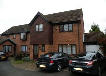 Thumbnail 4 bed detached house to rent in Redbridge, Werrington, Peterborough