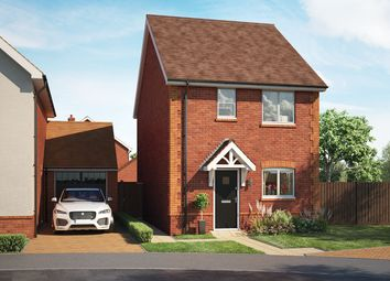 Thumbnail 3 bed detached house for sale in Wallingford Road, Cholsey, Oxfordshire