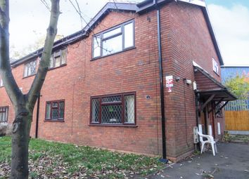Thumbnail 2 bedroom flat for sale in Bentley Road North, Walsall