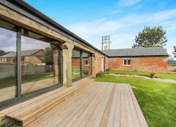 Thumbnail 3 bed bungalow to rent in Great Crimbles Barn Crimbles Lane, Cockerham, Lancaster