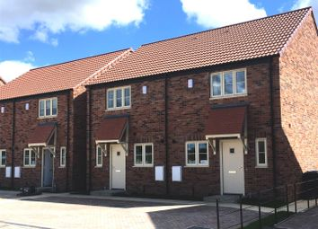 Thumbnail 2 bed town house for sale in Plot 19 Farefield Close, Dalton, Thirsk