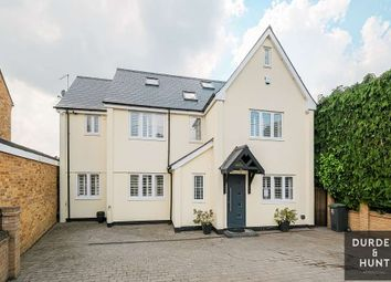 Thumbnail 5 bed detached house for sale in High Street, Ongar