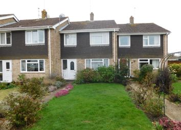 Thumbnail 3 bed terraced house for sale in Westhill Drive, Hythe