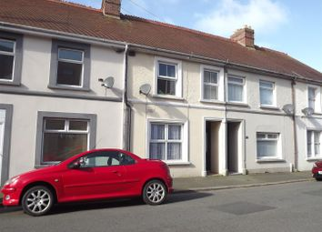 Thumbnail 3 bed terraced house for sale in St. Peters Road, Milford Haven