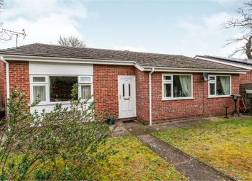 Thumbnail 4 bed detached bungalow for sale in The Paddocks, Brandon