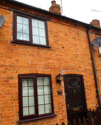 Thumbnail 2 bed terraced house to rent in Church Street, Ruskington, Sleaford