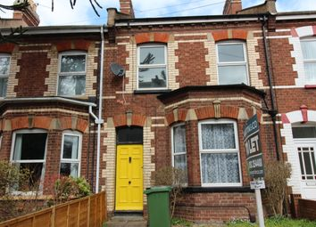 Thumbnail 2 bed flat to rent in Fore Street, Heavitree, Exeter, Devon