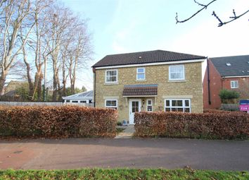 Thumbnail 3 bed detached house for sale in Corbin Road, Paxcroft Mead, Trowbridge, Wiltshire