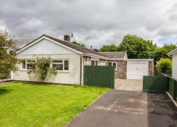Thumbnail 3 bed detached bungalow for sale in Twyn Pandy, Llangynidr, Crickhowell