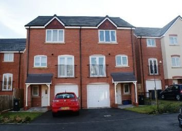 Thumbnail 4 bed town house to rent in Galingale View, Newcastle-Under-Lyme