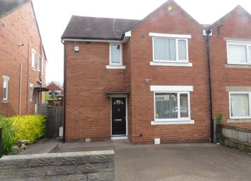 Thumbnail 3 bedroom semi-detached house for sale in Palmerston Road, Barry