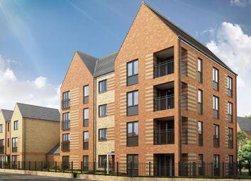 "Thumbnail 2 bedroom flat for sale in ""Amble"" at Pedersen Way, Northstowe, Cambridge"