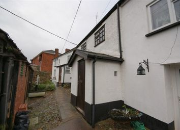 Thumbnail 2 bed cottage to rent in Exeter Road, Cullompton
