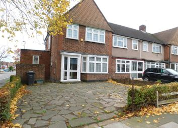 Thumbnail 3 bed end terrace house for sale in Conisborough Crescent, Catford
