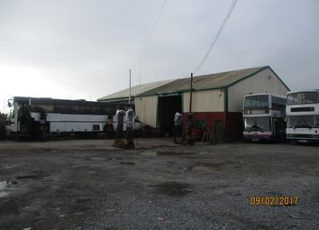 Thumbnail Light industrial for sale in Industrial/Workshop And Yard, Heol Ffaldau, Brackla Industrial Estate, Bridgend