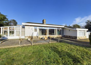 Thumbnail 2 bed detached bungalow for sale in Abbey Road, Sheringham