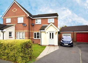 Thumbnail 3 bed semi-detached house for sale in St Marys Road, Swanley, Kent