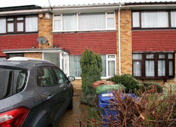 Thumbnail 3 bed terraced house to rent in Gardner Avenue, Corringham