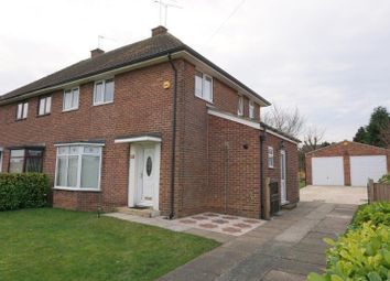 Thumbnail 3 bed semi-detached house for sale in Braithwell Road, Maltby, Rotherham