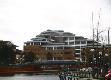 Thumbnail 1 bed flat for sale in Waterfront West, Birmingham