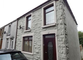 Thumbnail 3 bed end terrace house for sale in James Street, Abertillery