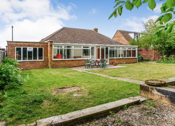 Thumbnail 2 bed bungalow for sale in Garden Close, Royston