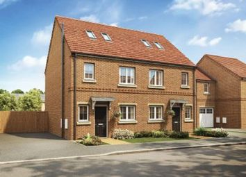 Thumbnail 3 bed semi-detached house for sale in Catterick Garrison, Colburn, North Yorkshire