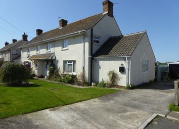 Thumbnail 3 bed semi-detached house for sale in The Avenue, Kingsbury Episcopi, Martock